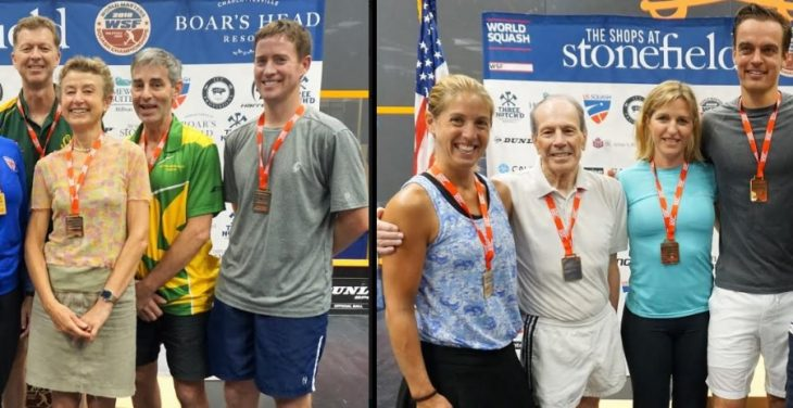 World Masters 2018 in Charlottesville